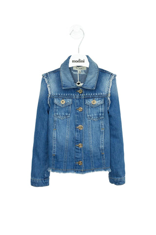 CHAQUETA JEANS DENIM MEDIO
