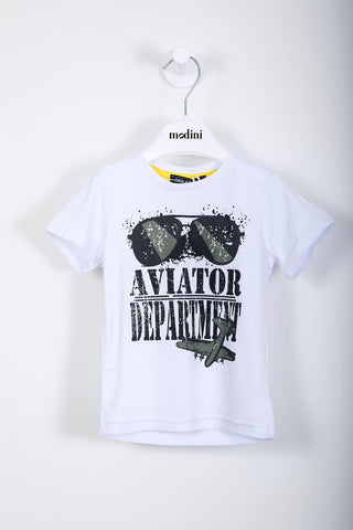 CAMISETA AVIATOR