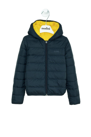 ANORAK REVERSIBLE HUGO BOSS KIDS