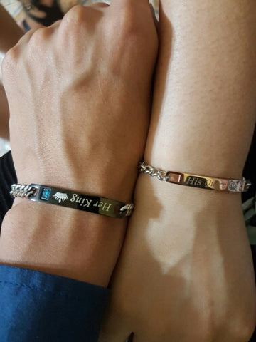BRACELET KING AND QUEEN SHOPLEVITE
