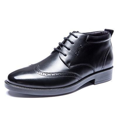 pretty nice 5c789 87ca8 Aokang-Hiver-hommes-bottes-v-ritable-de-chaussures-en-cuir-chaussures-hommes-mode- noir-dentelle-up fa6fbfbe-e3b3-4a35-a24a-1f5e037a350b 450X450.jpg
