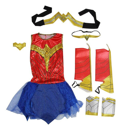 Costume déguisement enfant Wonder Woman 🦸‍♀️ - shop le vite