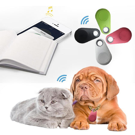 Smart Mini GPS Bluetooth (Clés & animaux) - shop le vite