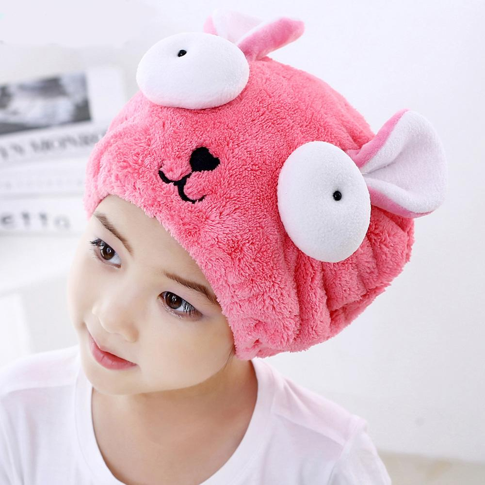 "Bonnet ""Eponge De Bain"" / Serviette Enfants ultra douce - shop le vite"