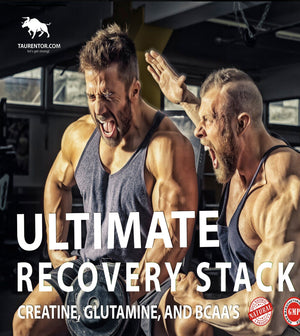 Ultimate Recovery Stack - Creatine, Glutamine, And BCAA's (360) - Naturtotalshop.com