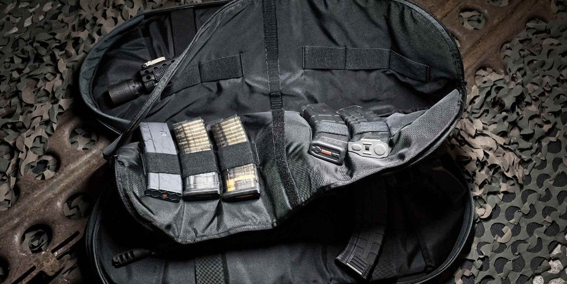 Sneaky Bags | Covert / Concealed Carry Rifle Bags & Cases