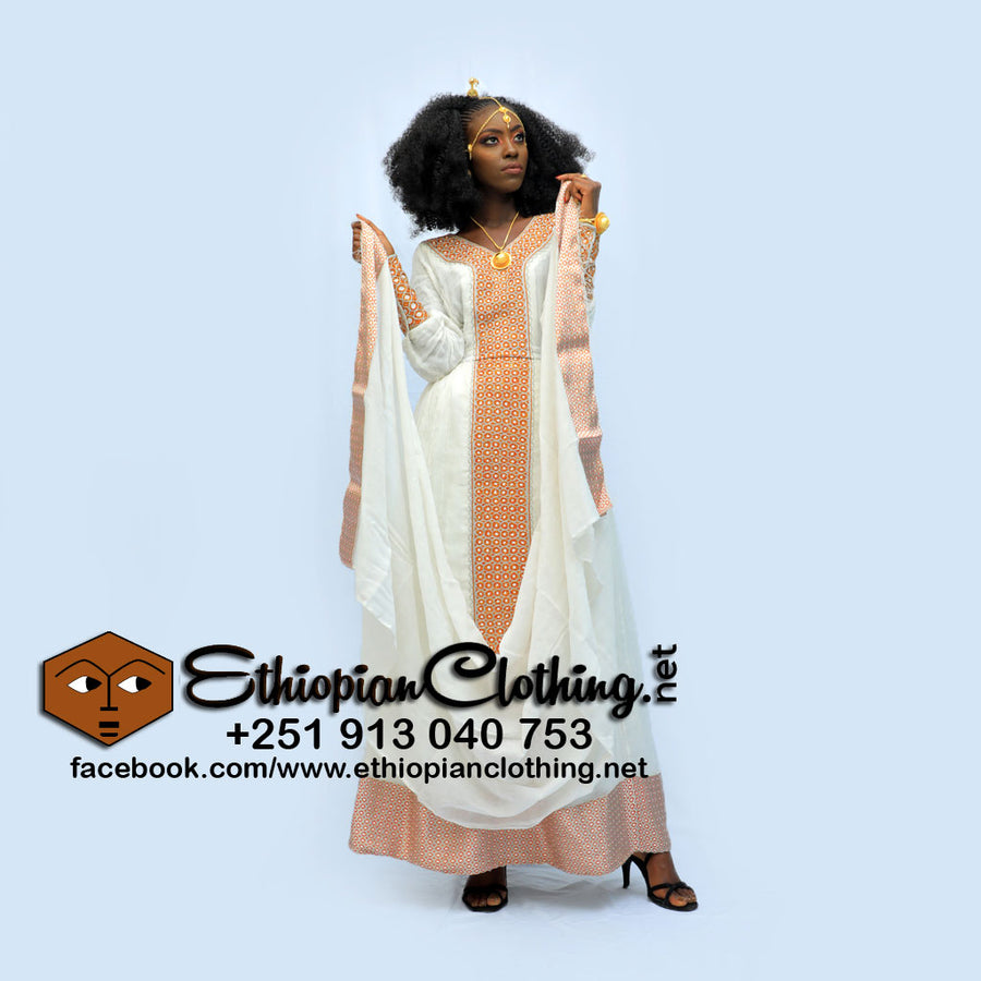 Maritu Eritrean Clothing - EthiopianClothing.Net