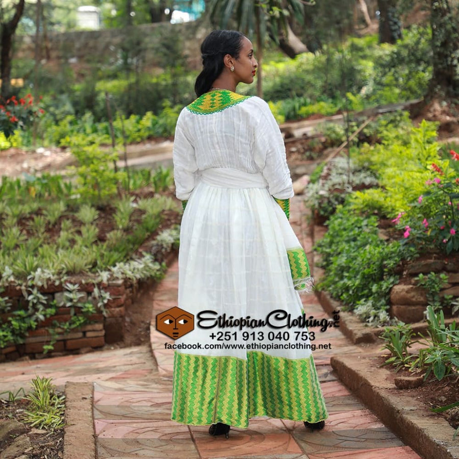 Abay kemis Eritrean dresses Ethiopian cultural dress Ethiopian traditional clothes