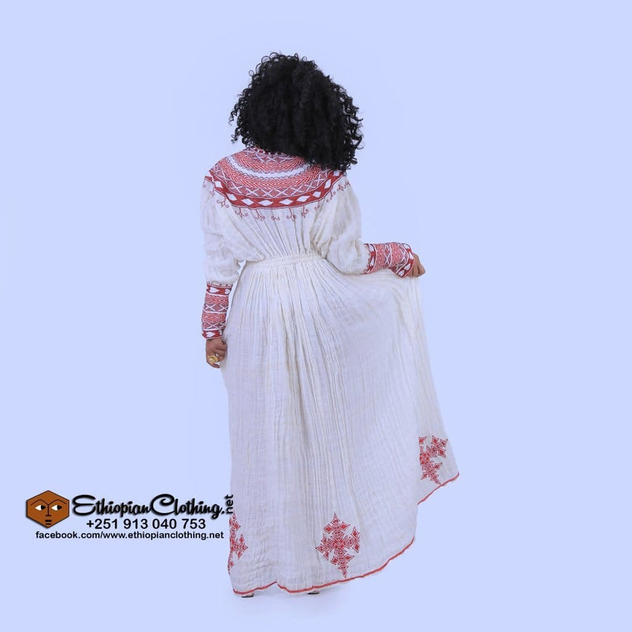 Adwa Axum telf Traditional dress Axum habesha dress axum telf Axum tibeb Eritrean dresses Ethiopian traditional clothing