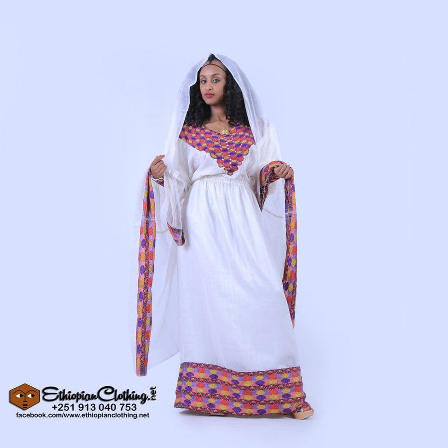 Aisha Ethiopian traditional dress Traditional dress Eritrean dresses eritrean traditional dress Ethiopian fashion dress Ethiopian