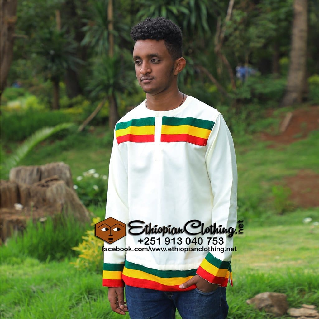 70b555825e Ethiopian Cultural Clothing - African Traditional Clothing