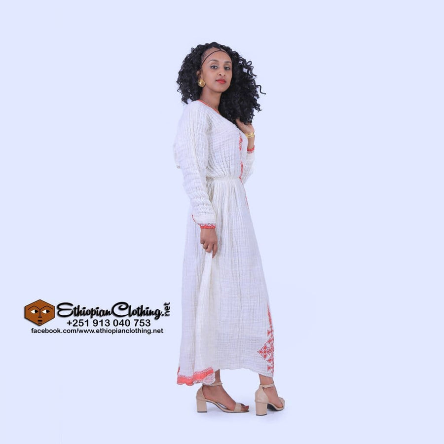 Awet Axum telf Traditional dress Axum habesha dress axum telf Axum tibeb eritrean traditional dress fashion ethiopian habesha dress design