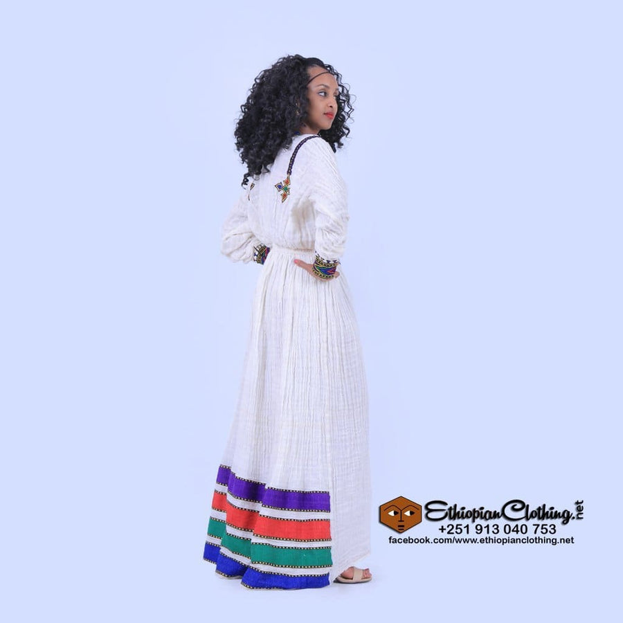 Axum traditional zuria Traditional dress Axum tibeb Axum tilf Eritrean dresses Eritrean zuria fashion dress Eterter