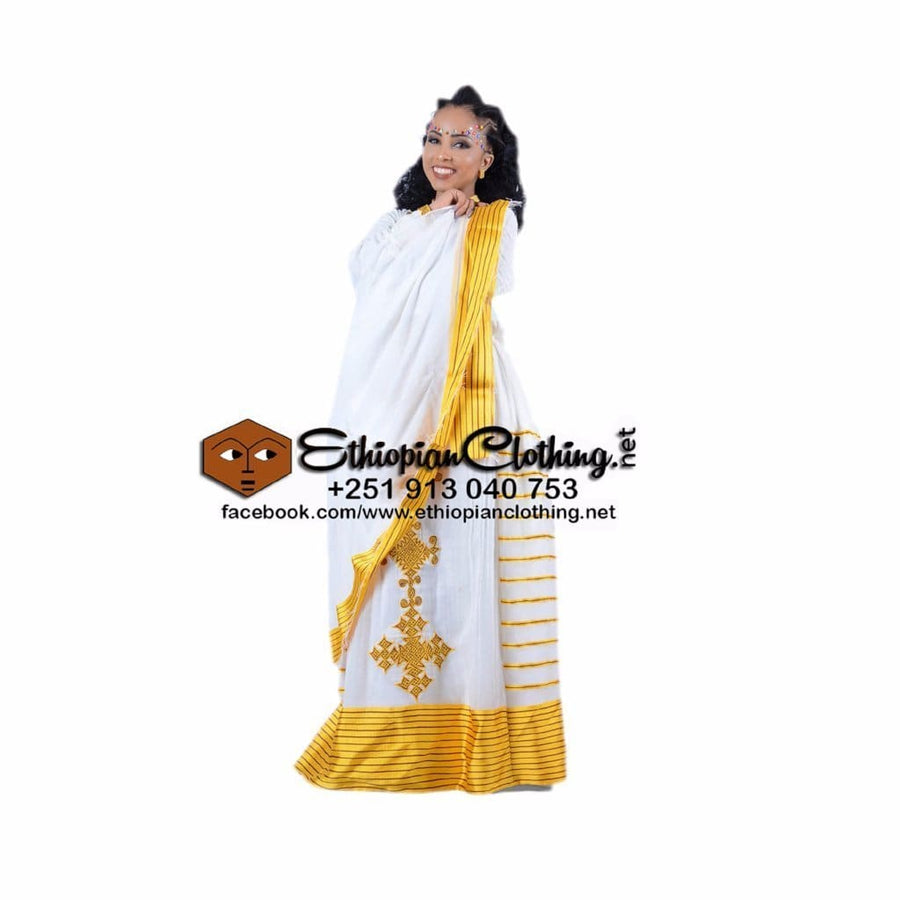 Bishoftu Ethiopian Dress XXL Eritrean dresses Ethiopian cultural dress Ethiopian fashion dress Ethiopian traditional clothing Habesha Libs