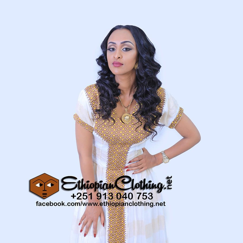 EthiopianFashion EthiopianFashion Wedding dresses in 2019