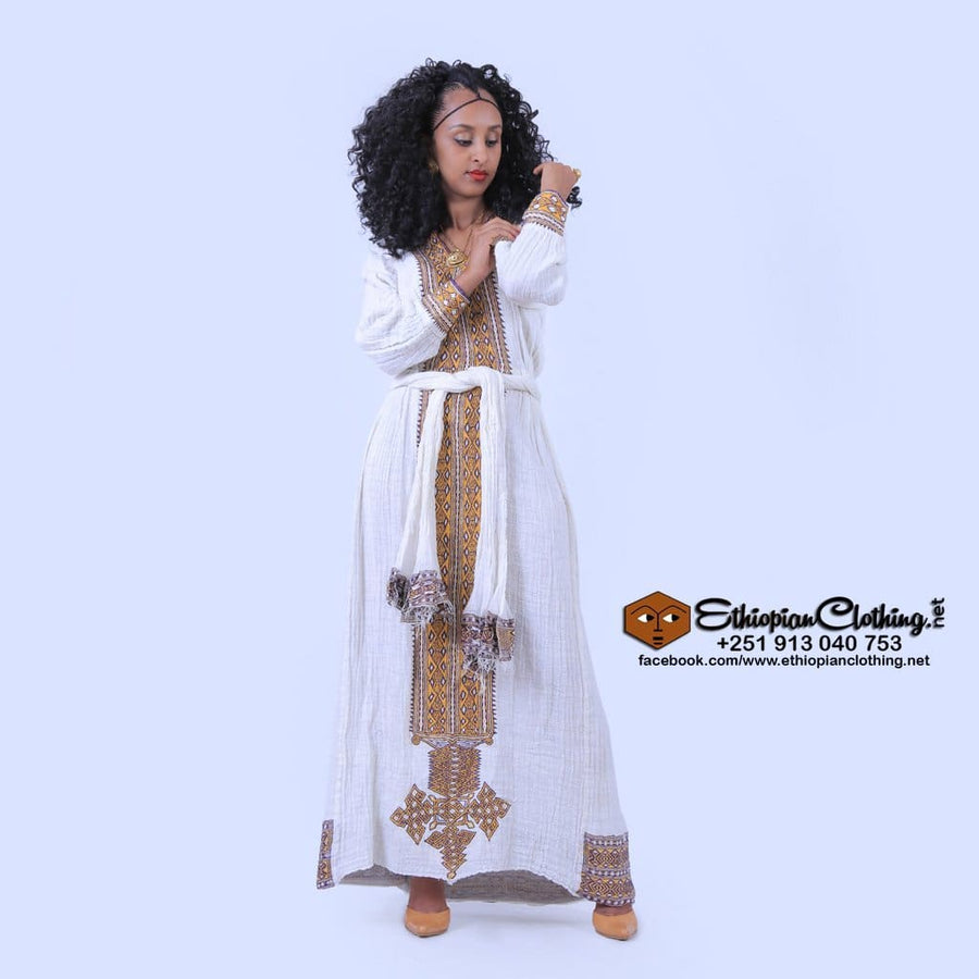 Ebo Ethiopian Clothing Traditional dress eritrean clothing eritrean fashion ethiopian national clothing Ethiopian traditional clothing