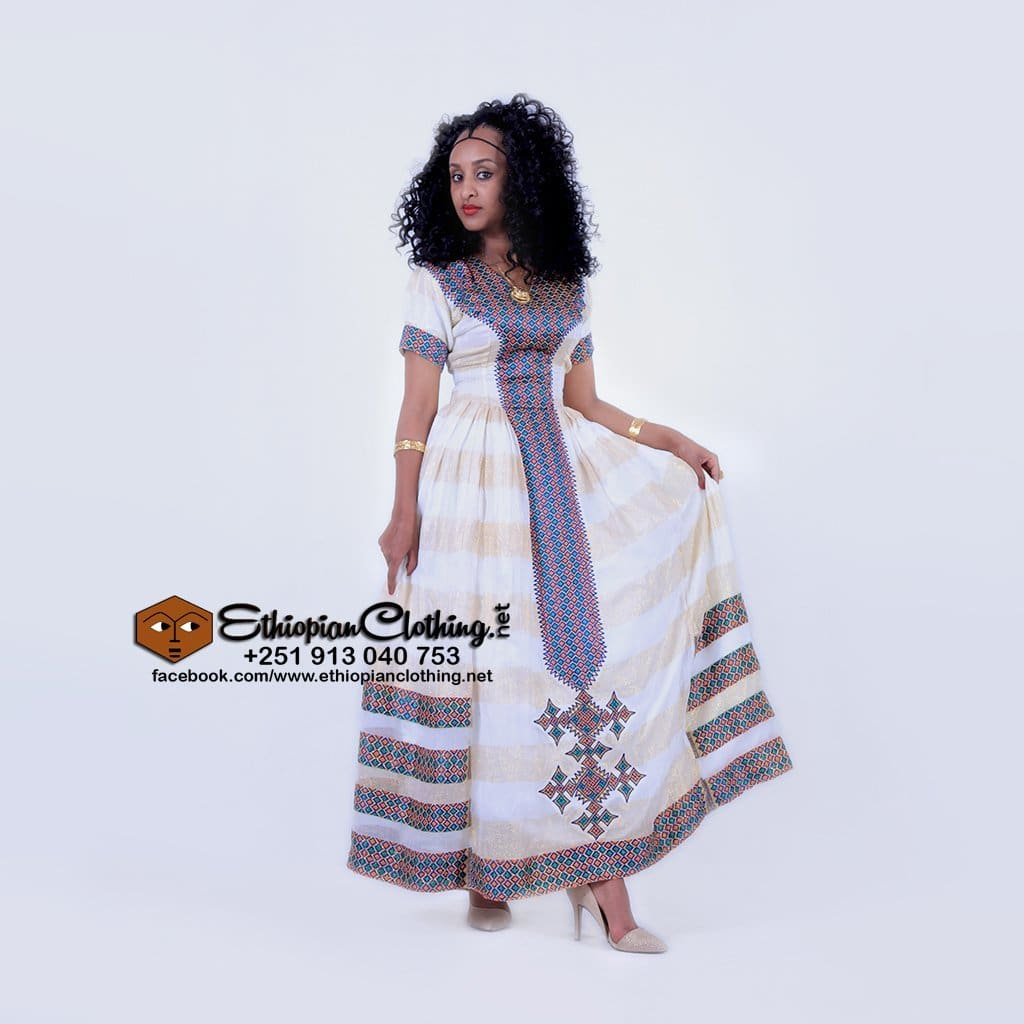 Oromo Wedding Dresses