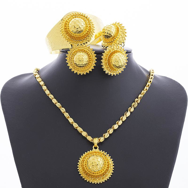 Fnan Eritrean Jewelry - EthiopianClothing.Net