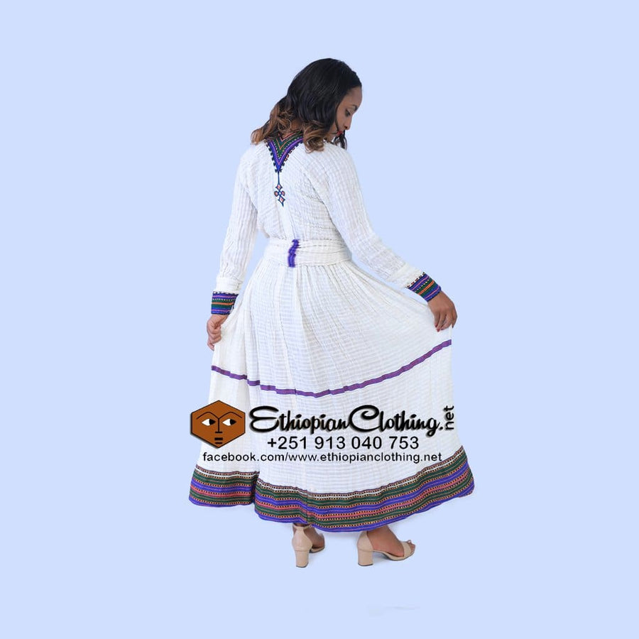 Haben Traditional dress eritrean clothing Eritrean fashion clothes Eritrean traditional clothing