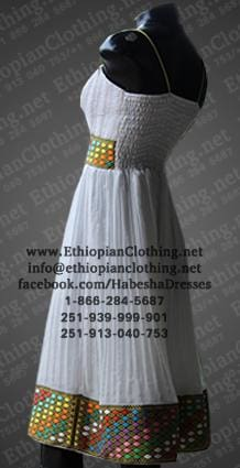Habesha Traditional dress - EthiopianClothing.Net