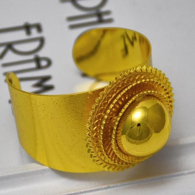 Habesha Wedding Scrub Bangle Jewelry African wedding bangle eritrean bangle ethiopian bangle Habesha bangle