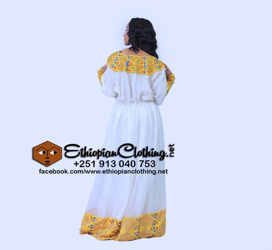 Jenber Ethiopian Clothing Habesha Dress Eritrean Ethiopian Ethiopian Clothing Habesha Kemis