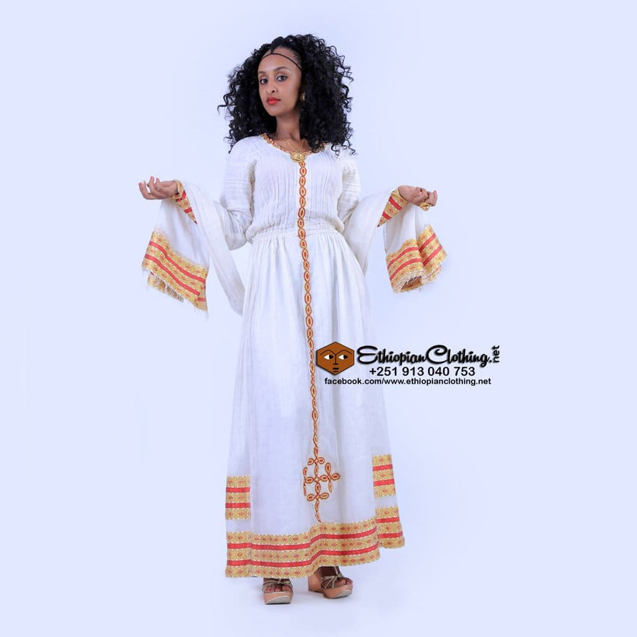 Lola Habesha Libs Traditional dress habesha dress new fashion habesha fashion dresses habesha kemis fashion habesha libs fashion