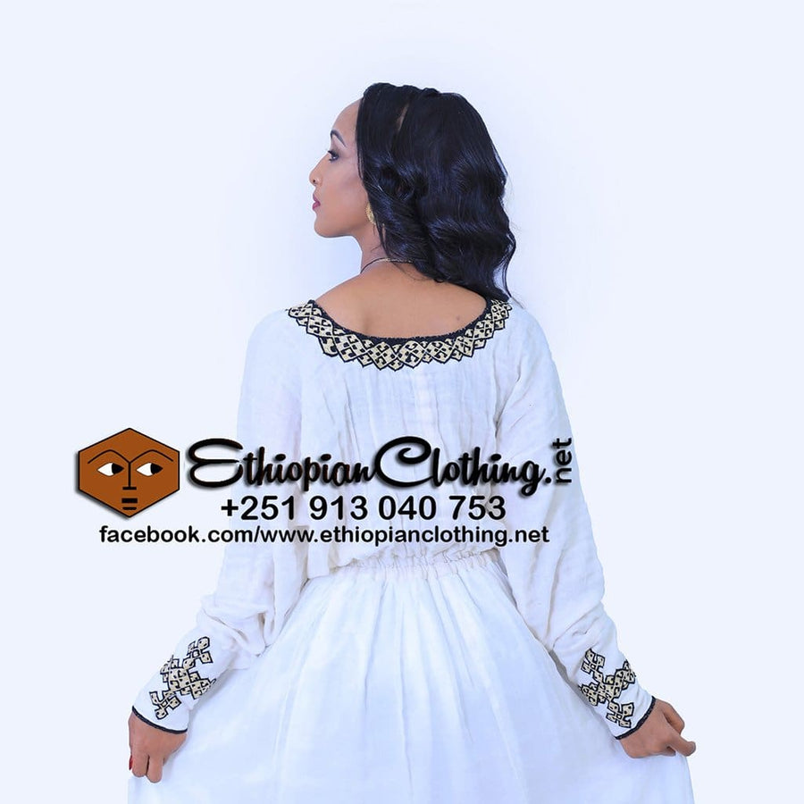 Semhar Eritrean Zuria Habesha Dress Eritrean Dress Eritrean Kidan Habesha Eritrean Traditional Clothes Fashion Eritrean Zuria