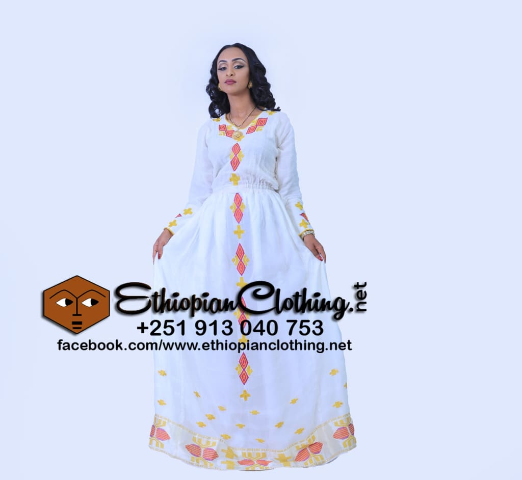 f9d1444c14c4e Ethiopian Cultural Clothing - African Traditional Clothing