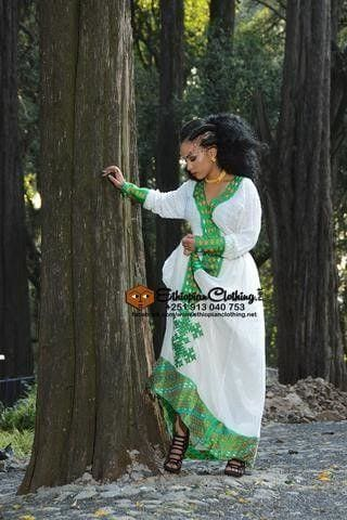 Habesha kemis for wedding