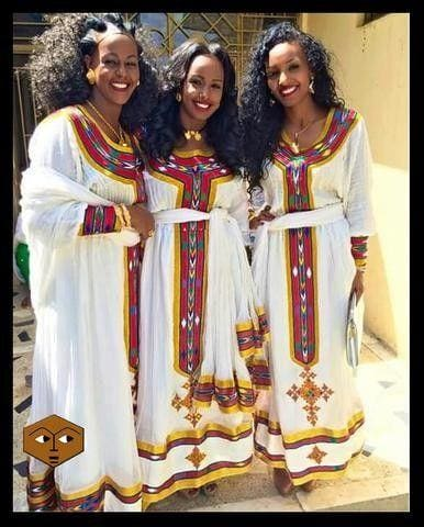 The Beauty of Ethiopian and Eritrean Cultural Dress