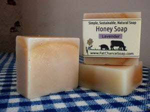 Pre-Order: Honey and Lavender Soap