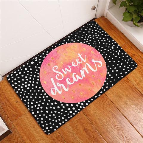 "Tapis de bain ""Sweet dreams"""