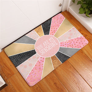 "Tapis de bain ""You are my sunshine"""