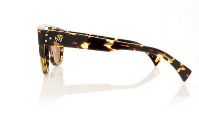 AM Eyewear Capt Johnny 74 ST-OL 70S Tort Sunglasses