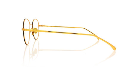 AM Eyewear Seidler O21 GL Gold Glasses