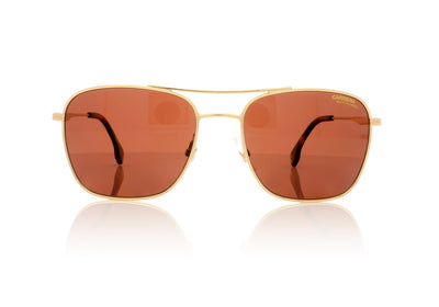 Carrera 130/S 06JW6 Gold Sunglasses