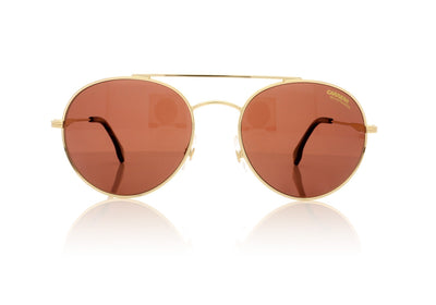 Carrera 131/S 06JW6 Gold Sunglasses