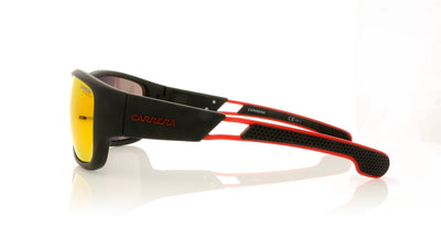 Carrera 4008/S 003W3 Mtt Black Sunglasses