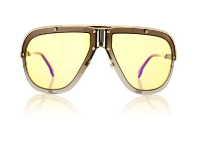 Carrera CA AMERICANA DYGCU Gold Yell Sunglasses
