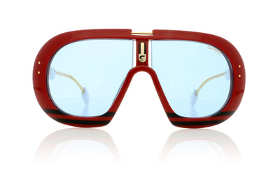 Carrera SKI-LL 0A4/KU1 Solid Red Sunglasses