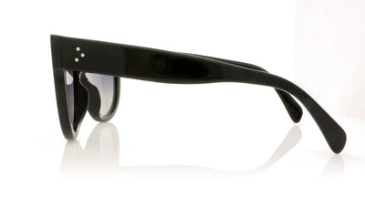 Céline CL40001I 01D Shiny Black Sunglasses