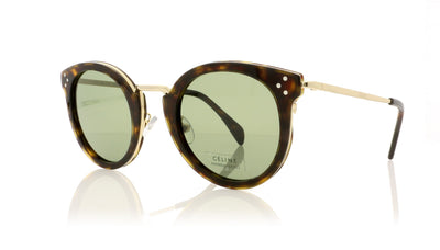 Céline CL40011U 52A Dark Havana Sunglasses