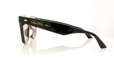 Céline CL40057I 01Y Shiny Black Sunglasses at OCO