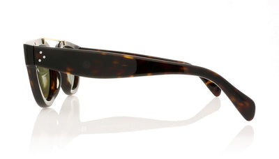 Céline New Preppy CL41043/S 086 Hav Sunglasses at OCO