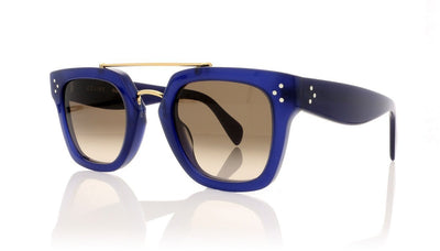 Céline CL41077/S M23 Blue Sunglasses