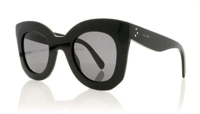 Céline CL41093/S 807 Black Sunglasses
