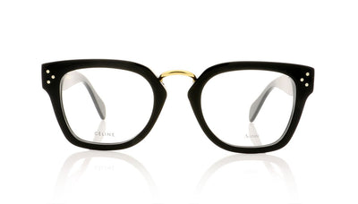 Céline Bridge CL41351 807 Black Glasses