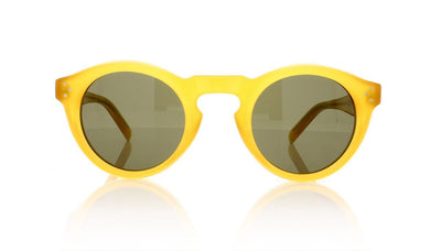 Céline Bevel round CL41370/S PD9 Honey Sunglasses