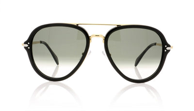 Céline Drop CL41374/S ANW Black Sunglasses